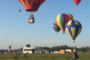 a group of hot air balloons in the sky 1 300x200 - a-group-of-hot-air-balloons-in-the-sky